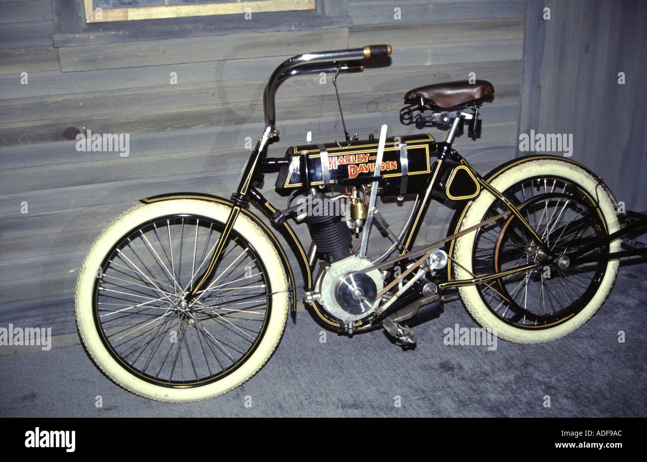 First Harley Davidson: The First Harley Davidson Which Was Built In A Shed In