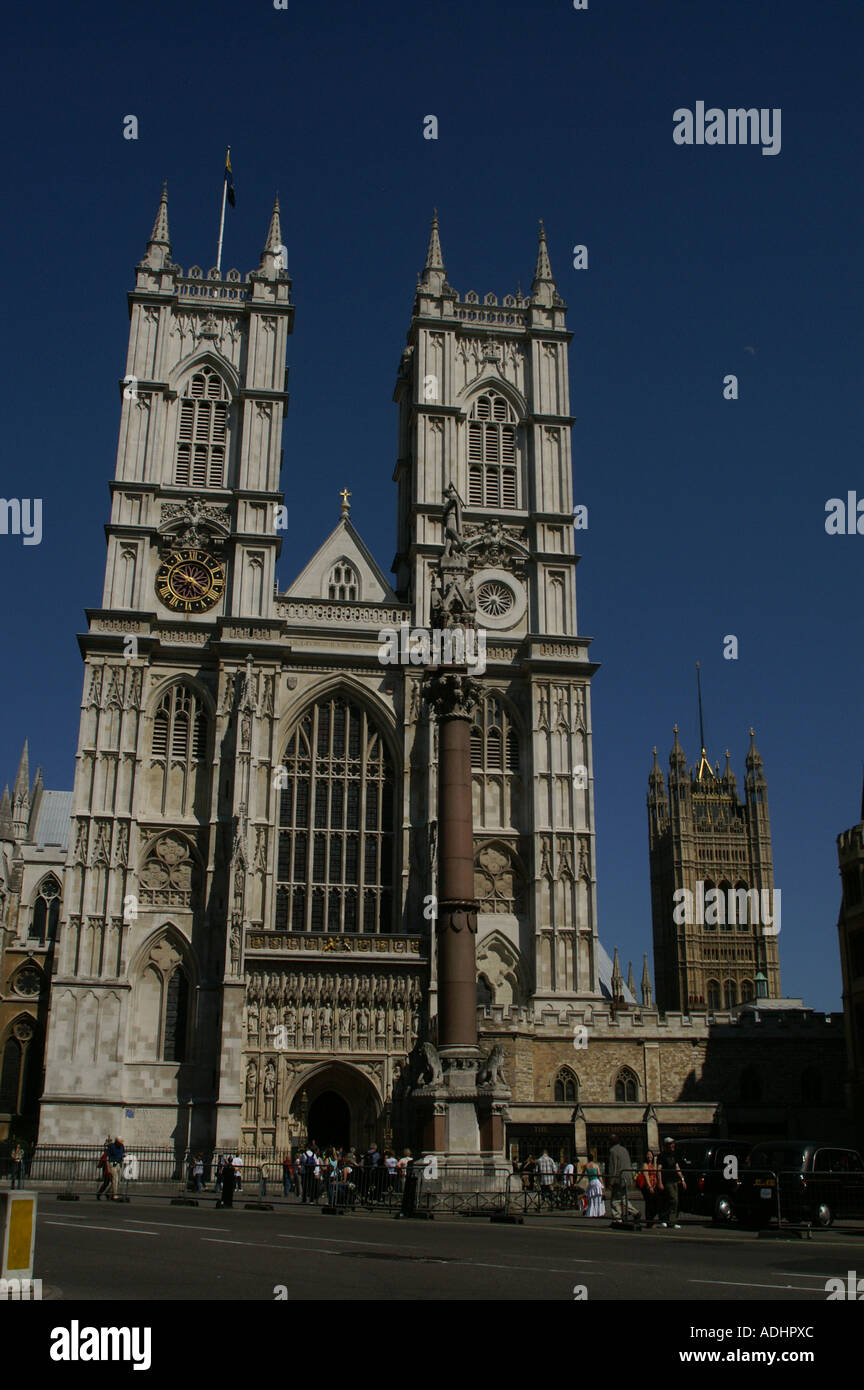 Stock Photo - West door Westminster Abbey London England UK & West door Westminster Abbey London England UK Stock Photo Royalty ... Pezcame.Com