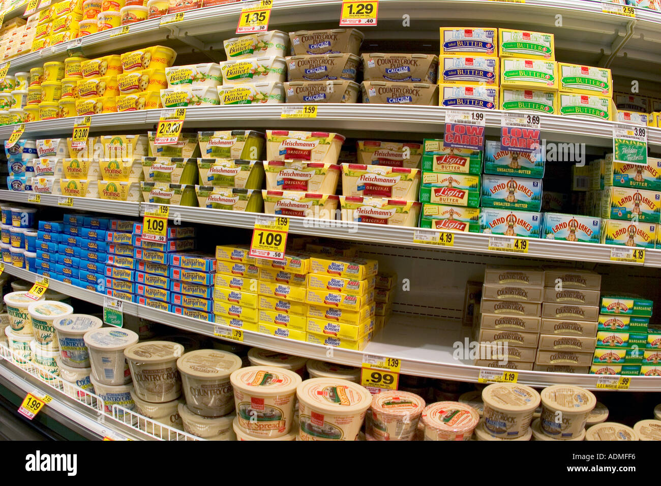 Food Department Stores Usa