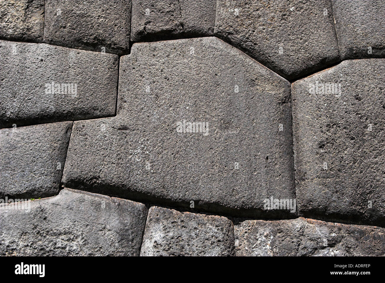 Ancient Stone Wall : Inca stonework quot close up detail of ancient stone wall