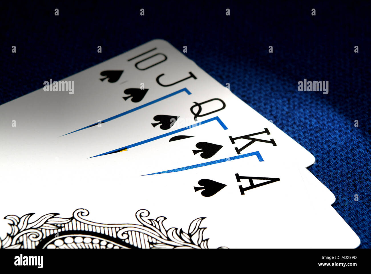 Business Concepts II deck set playing cards card gambling ace spades ...