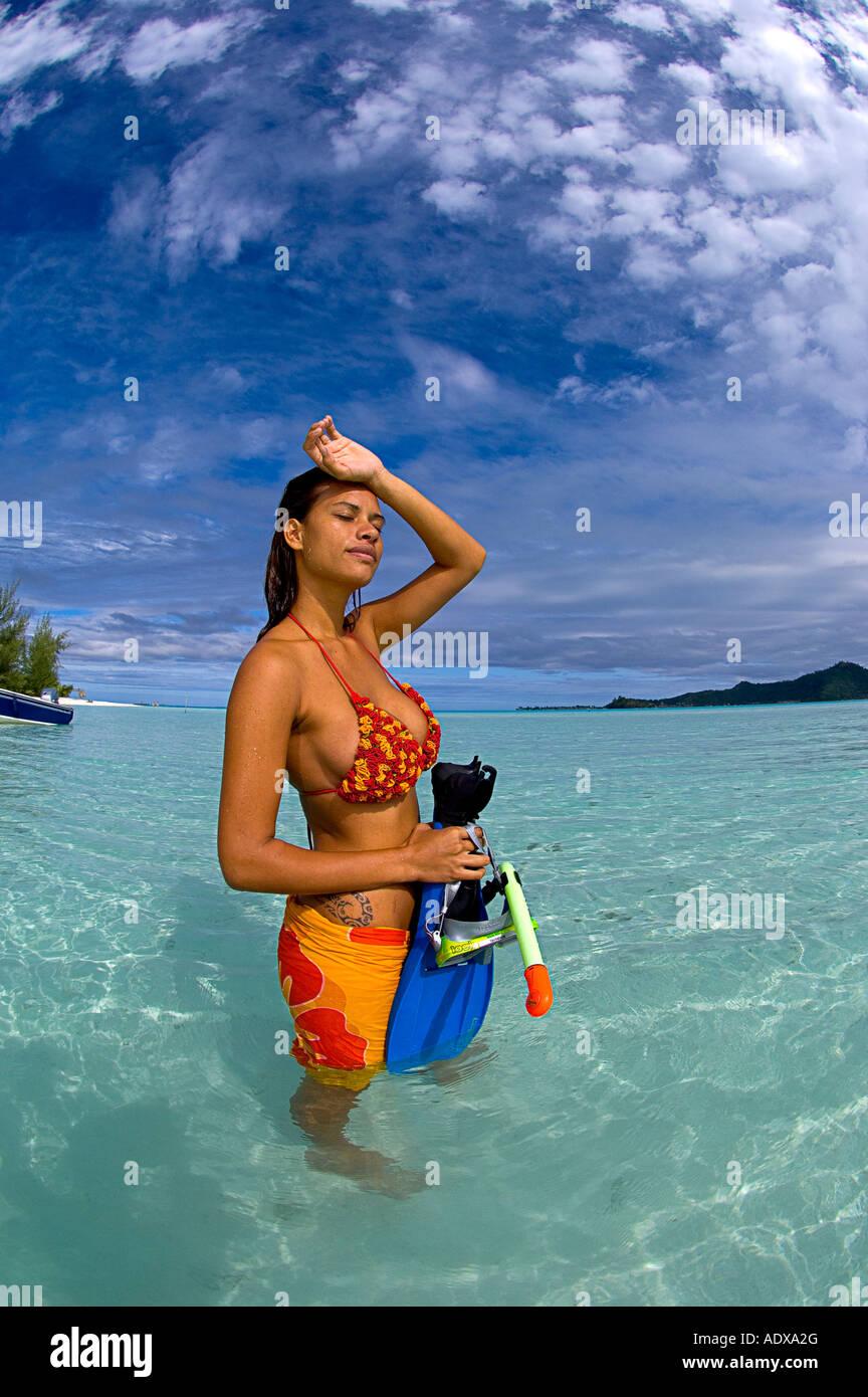 Topless Women Polynesia Pics 17