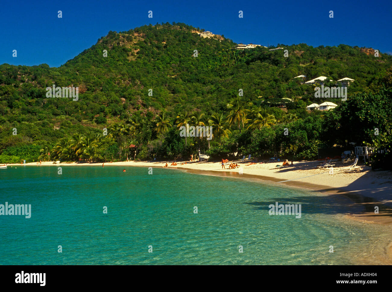 People tourists pelican beach saint barthelemy st for St barts tours