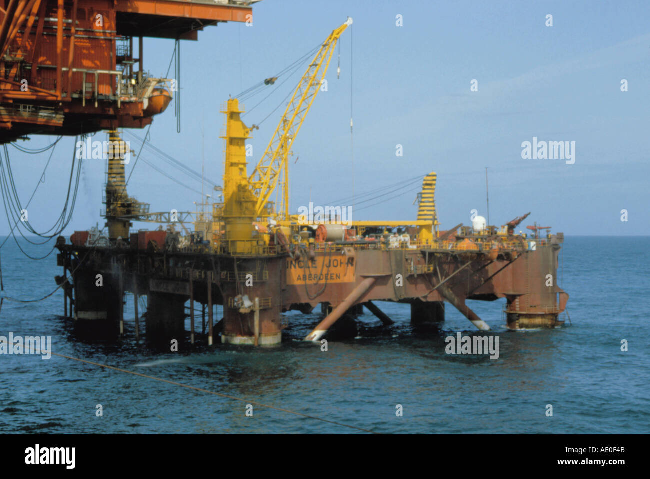 World's Deepest Oil Development