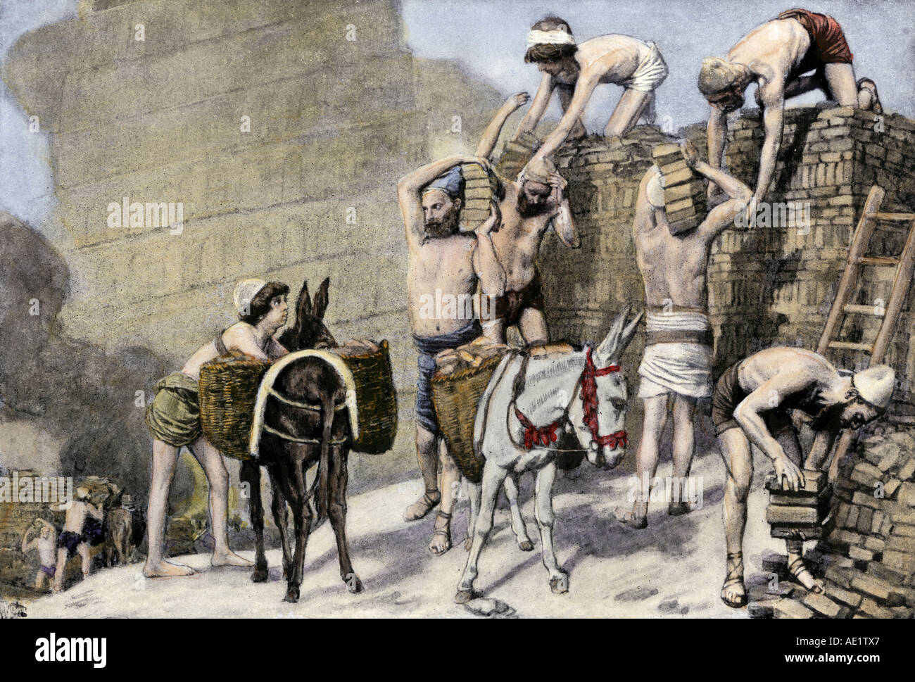 babylonian slaves Today the empire of the babylonian slave-drivers is under threat like never before first of all, large.