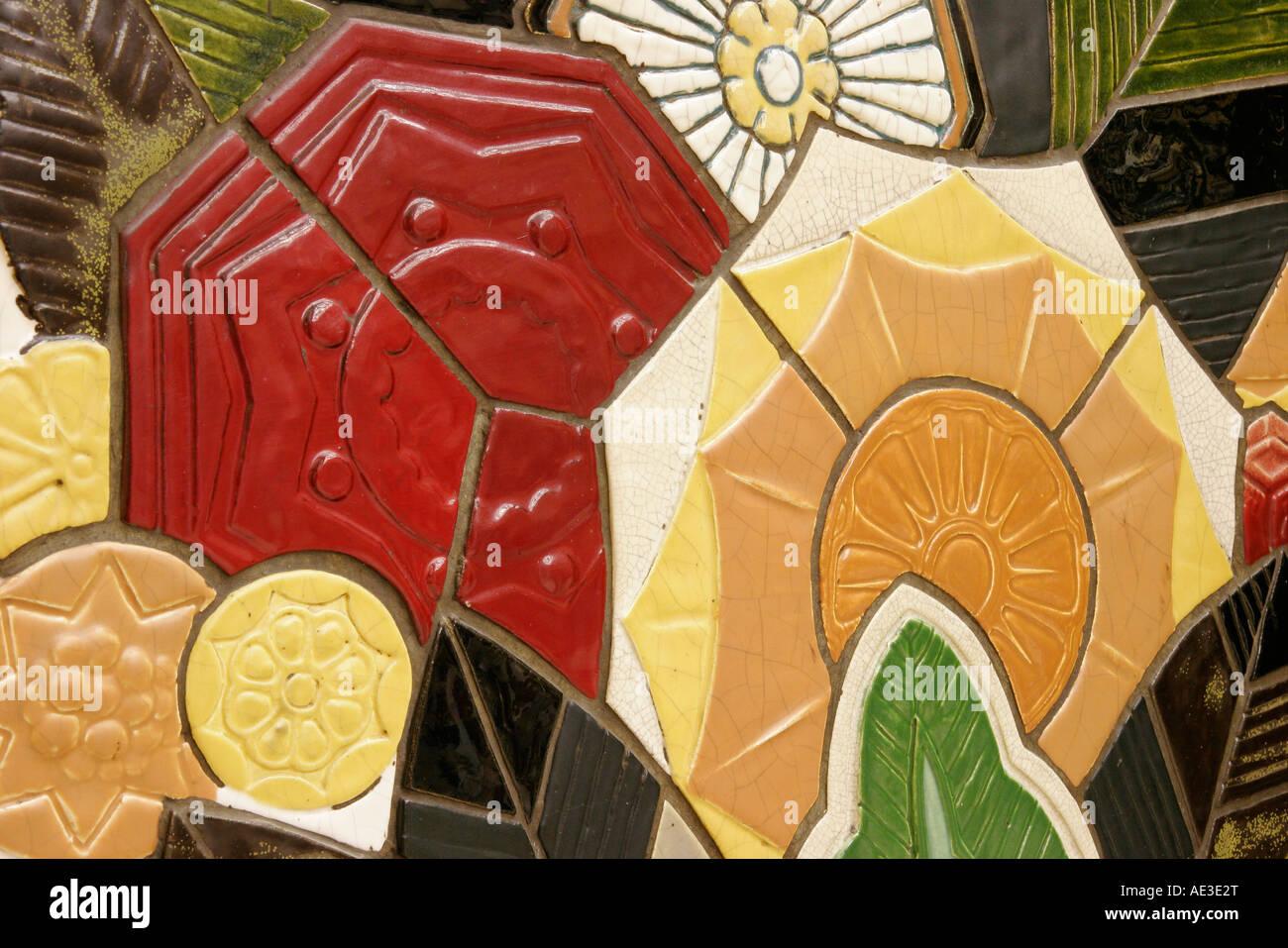 Ohio cincinnati carew tower art deco ceramic tile detail stock ohio cincinnati carew tower art deco ceramic tile detail dailygadgetfo Images