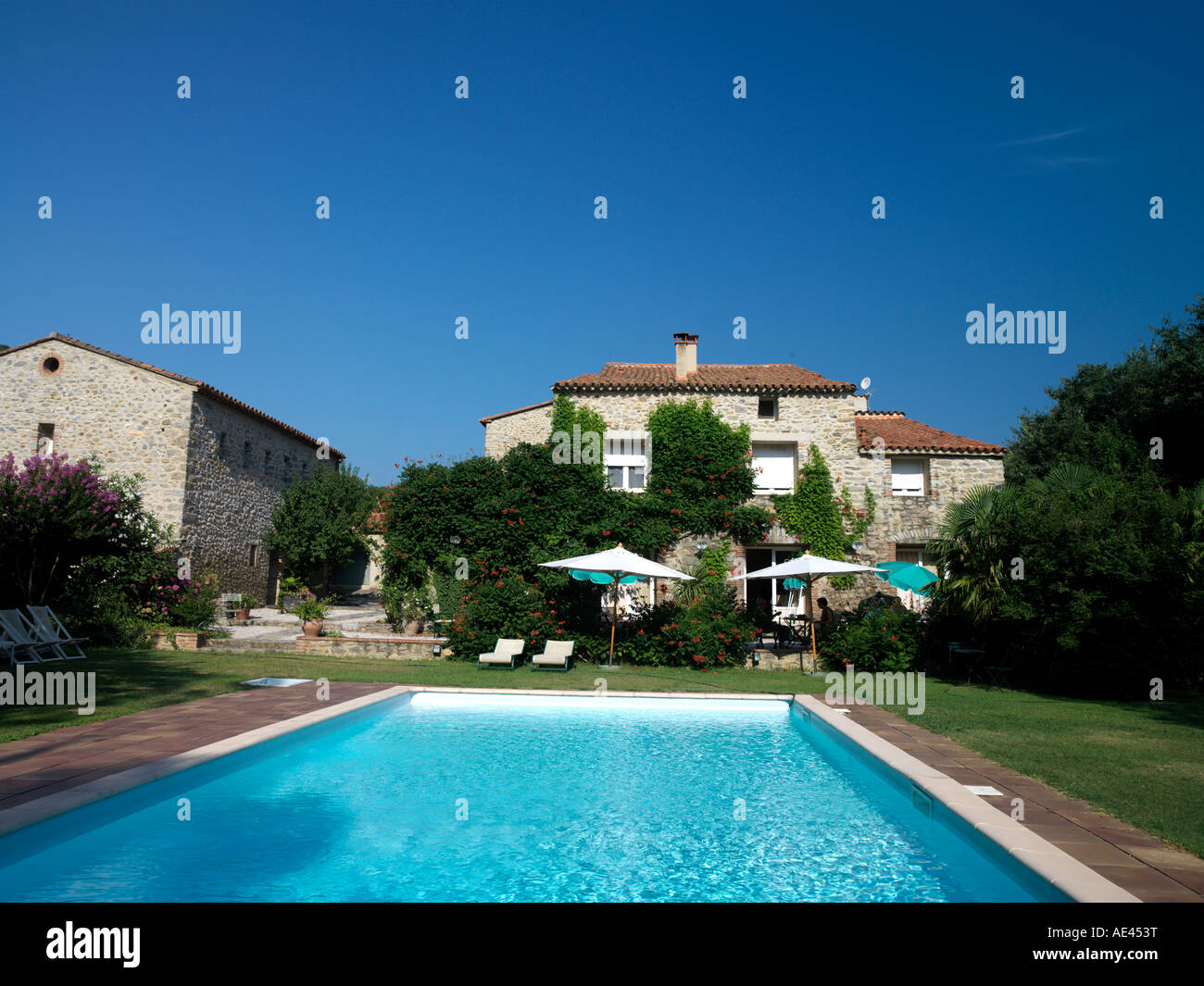 Superb Ceret Languedoc And Roussillon France Mas Trilles Family Run Small Hotel  XVII Building With Swimming Pool