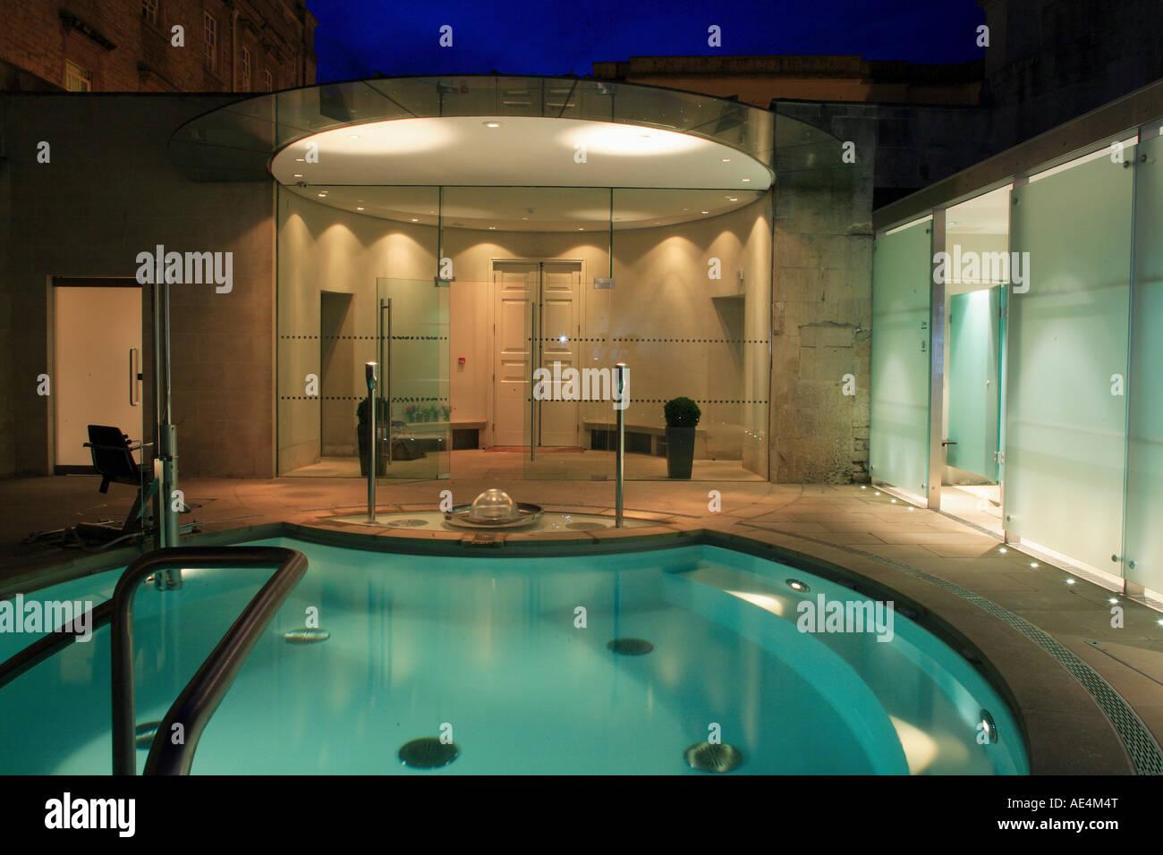 thermae bath spa Showtheme installs led lighting at thermae bath spa - united kingdom.