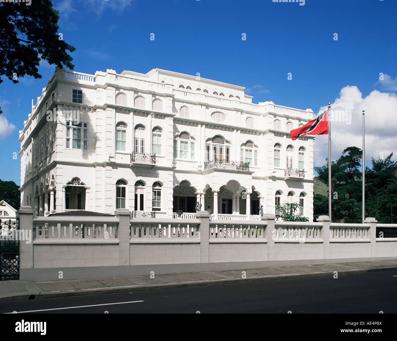 City Hall Port Of Spain Port Of Spain