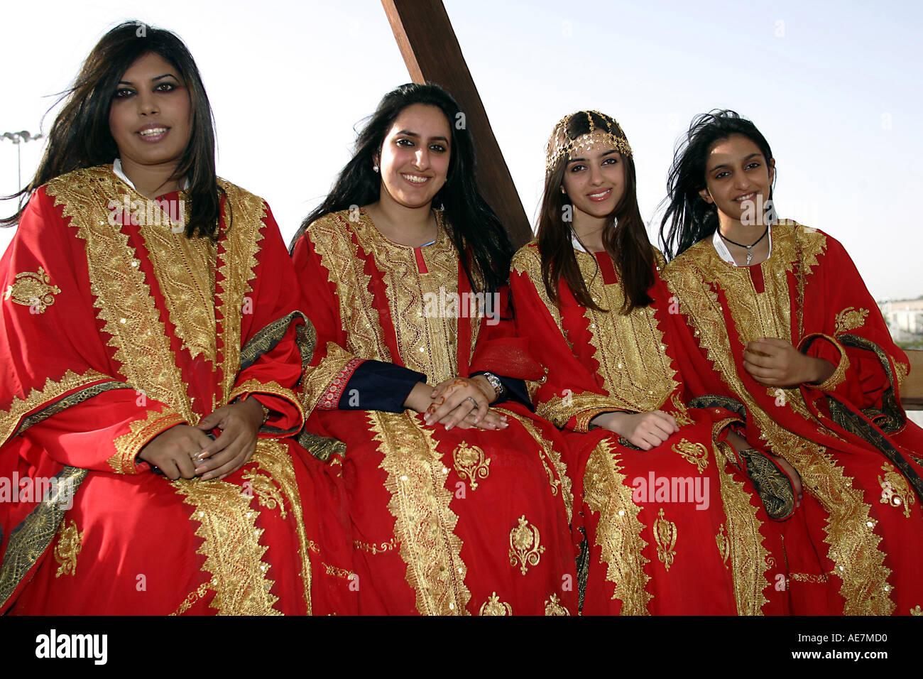 girls in bahrain
