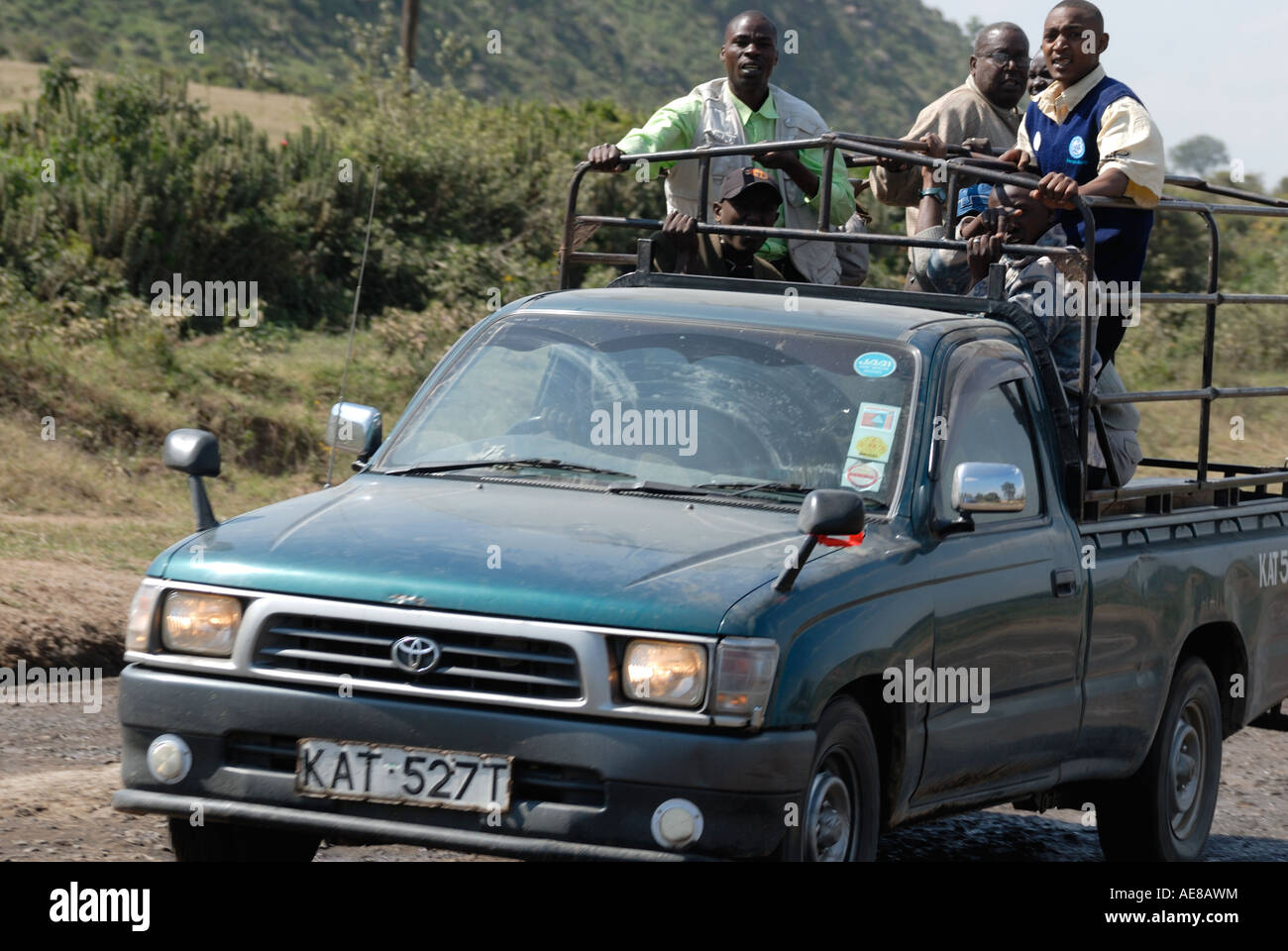 Toyota Pickup Truck Stock Photos & Toyota Pickup Truck Stock ...