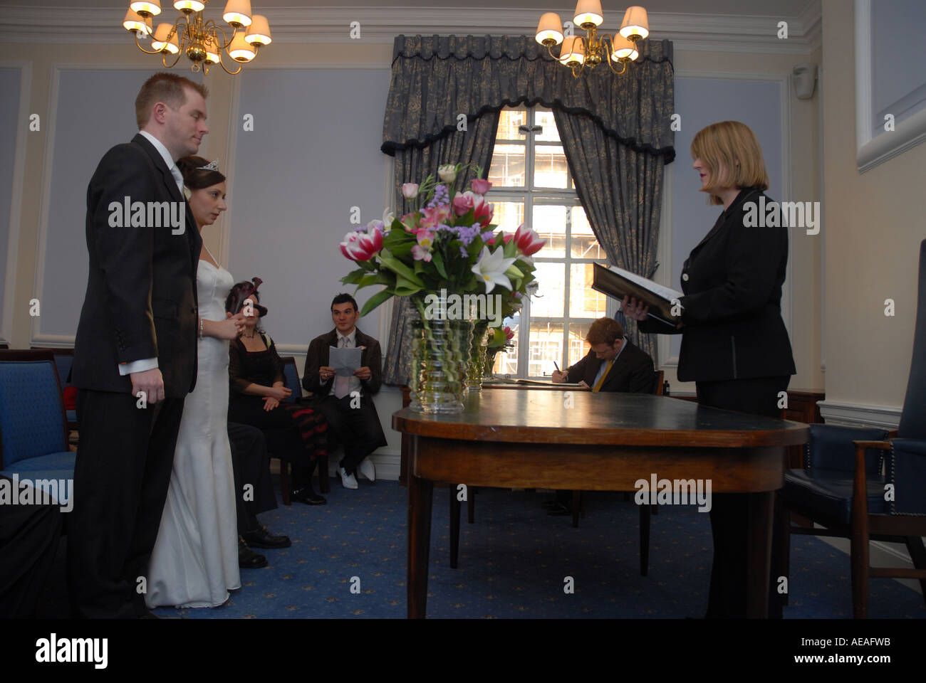 78 Registry Office Wedding Ceremony