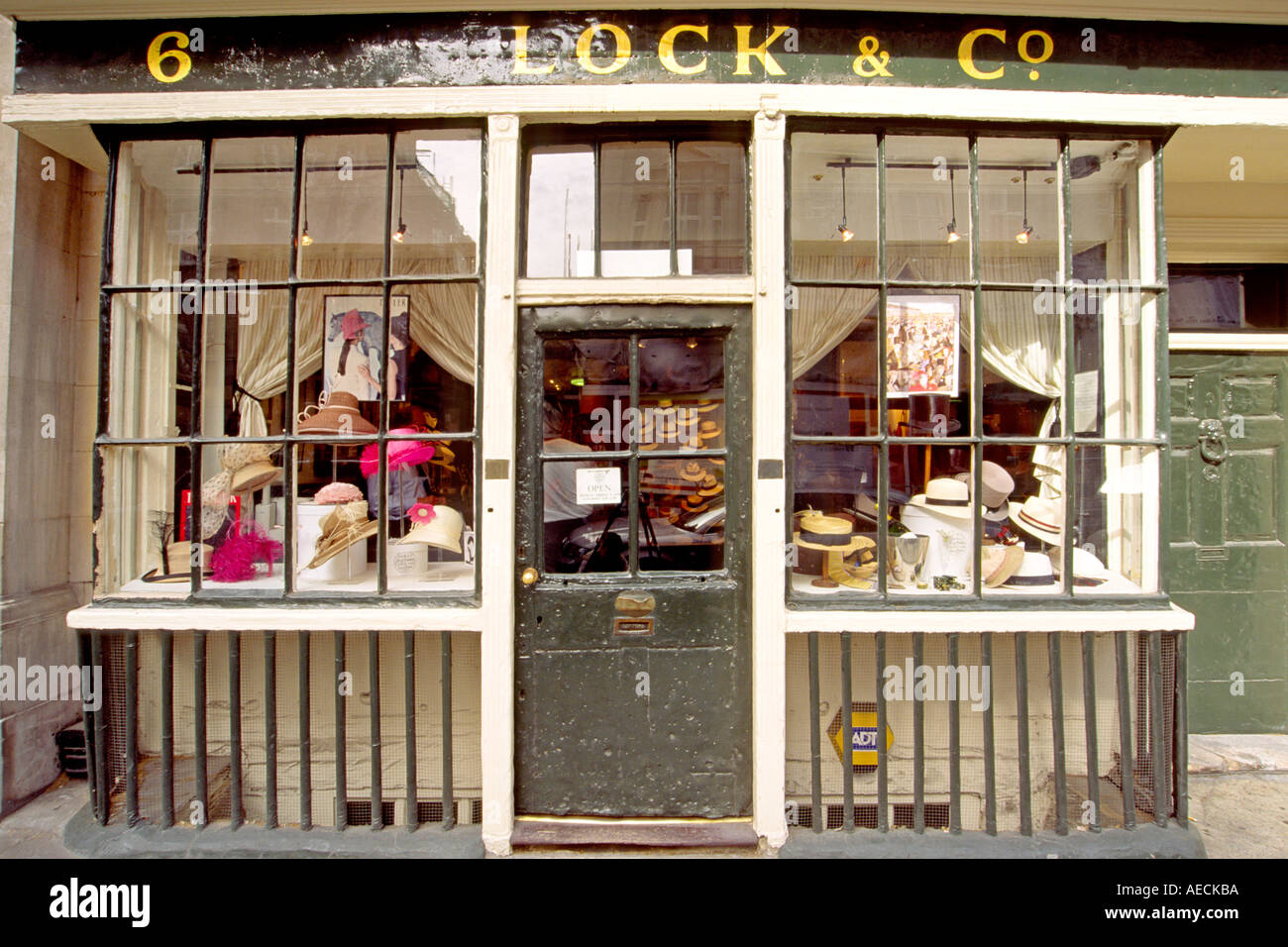lock co a victorian era hat shop in london stock photo royalty free image 4453305 alamy. Black Bedroom Furniture Sets. Home Design Ideas