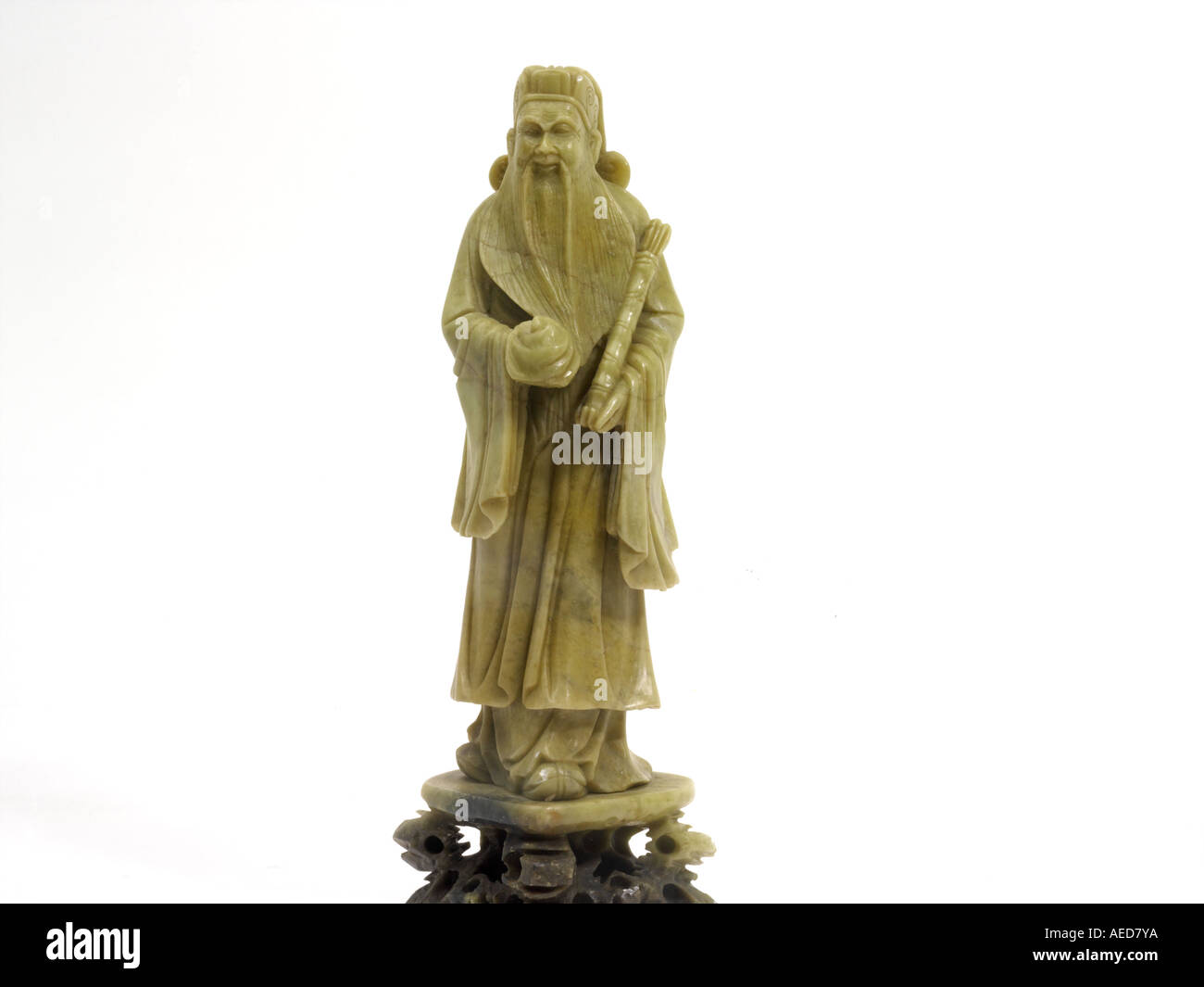 jade sculpture of wen ch ang god of literature jade is a symbol of jade sculpture of wen ch ang god of literature jade is a symbol of calm serenity wisdom balance and healing