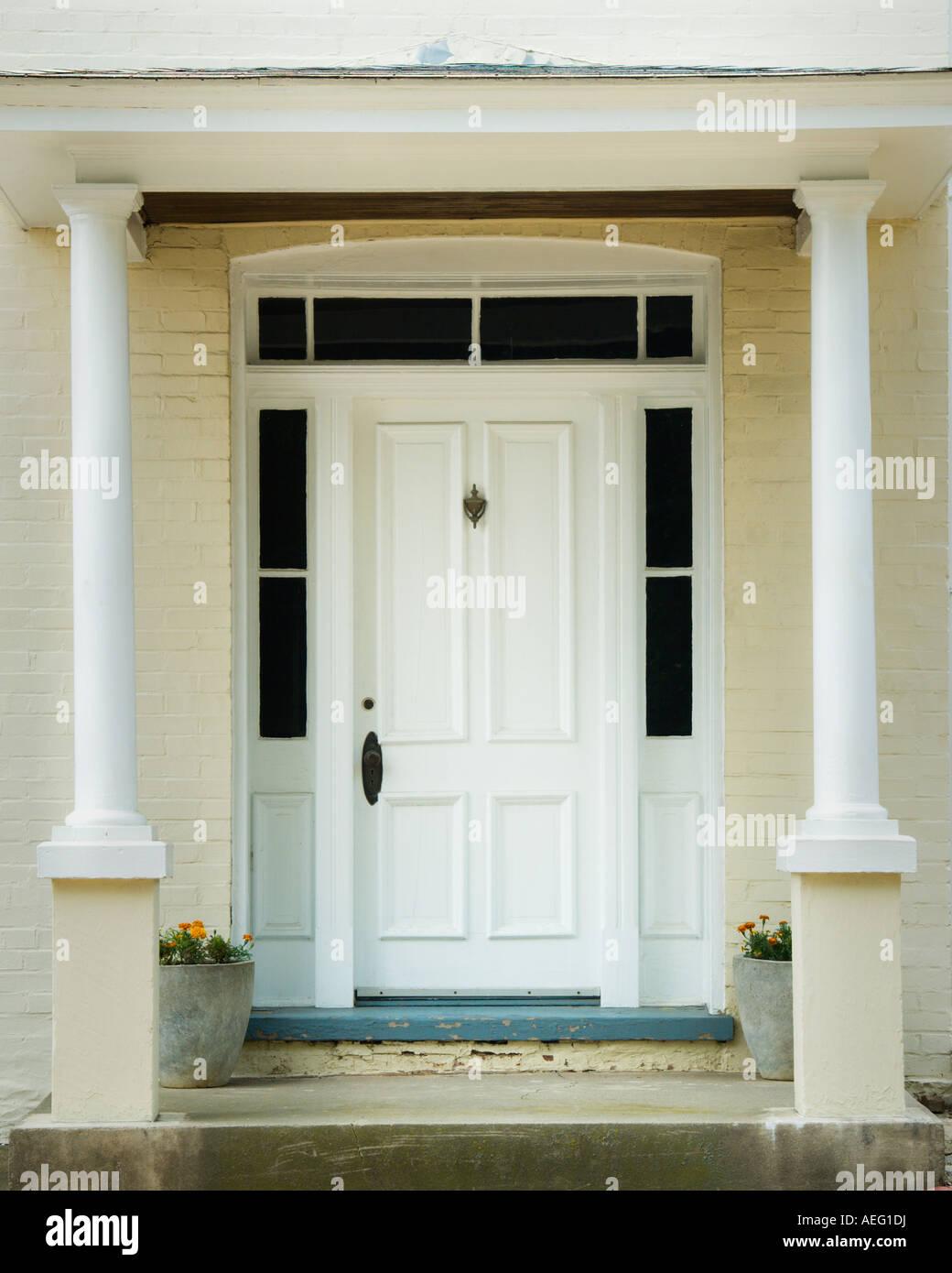 Chippy White Door Knocker |White Door Knocker