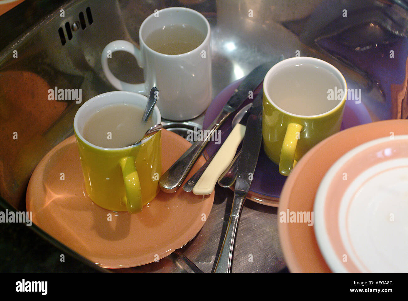 Kitchen Sink With Dishes sweet home home house kitchen sink glasses dishes silverware cups