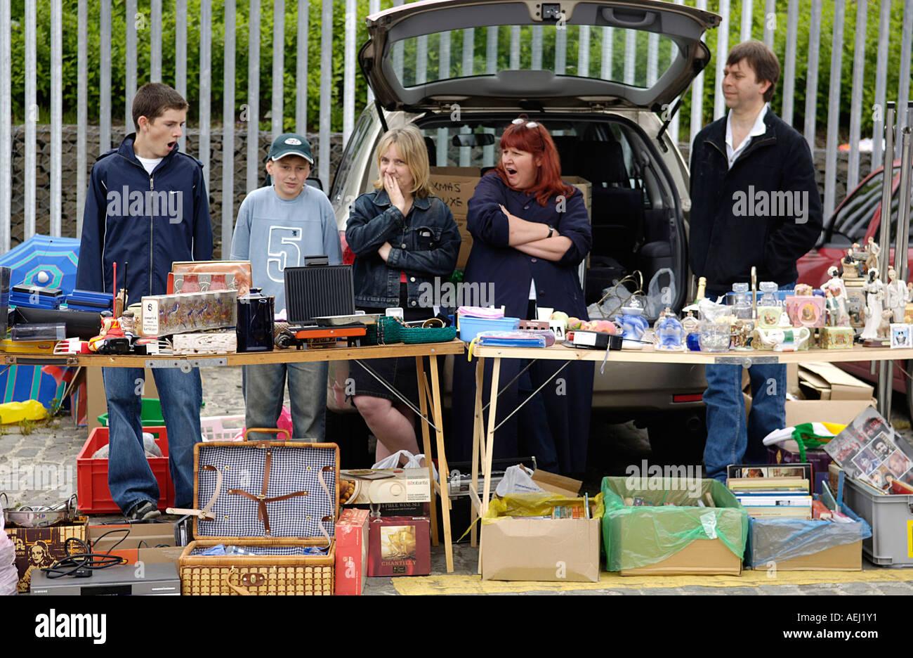 Edinburgh Car Boot Sales