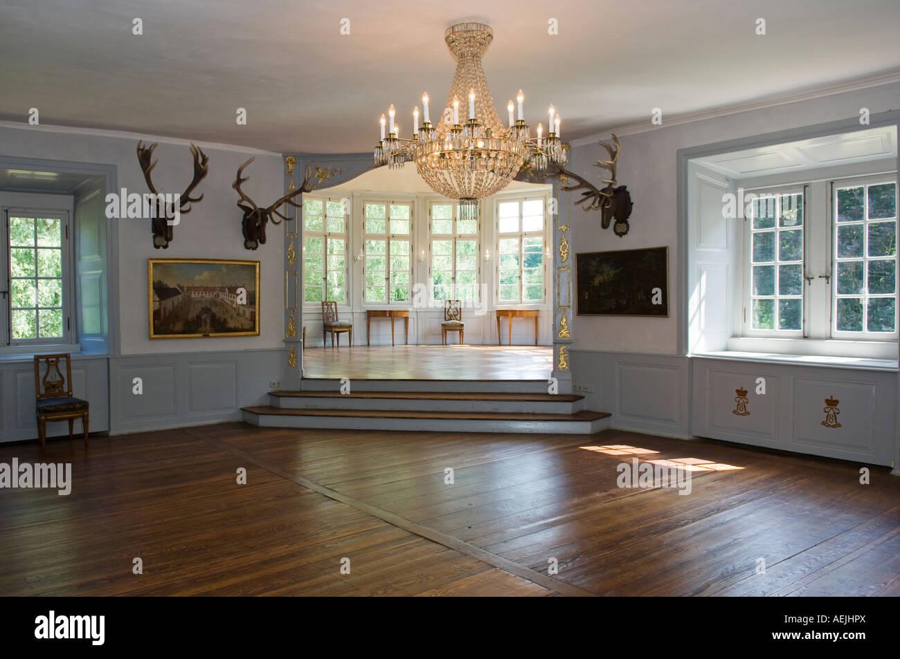 historical hunting lodge kranichstein darmstadt hesse germany stock photo royalty free image. Black Bedroom Furniture Sets. Home Design Ideas