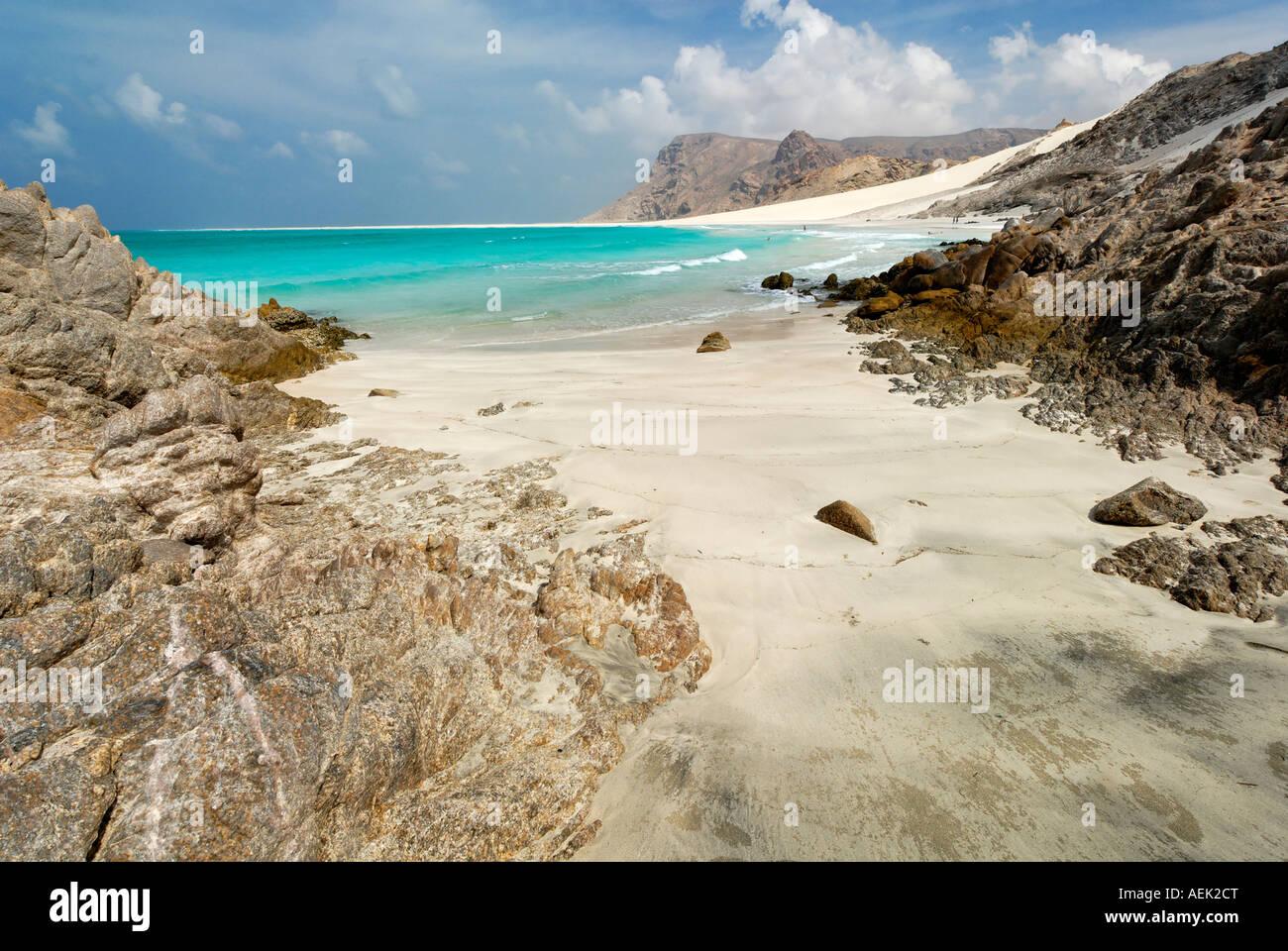 Sokotra Island Beach