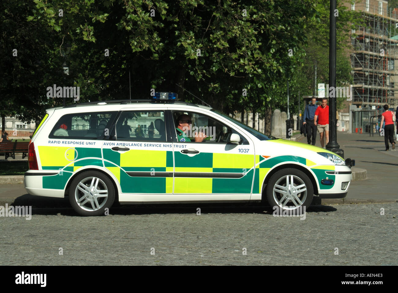 Car Insurance For Ambulance Staff
