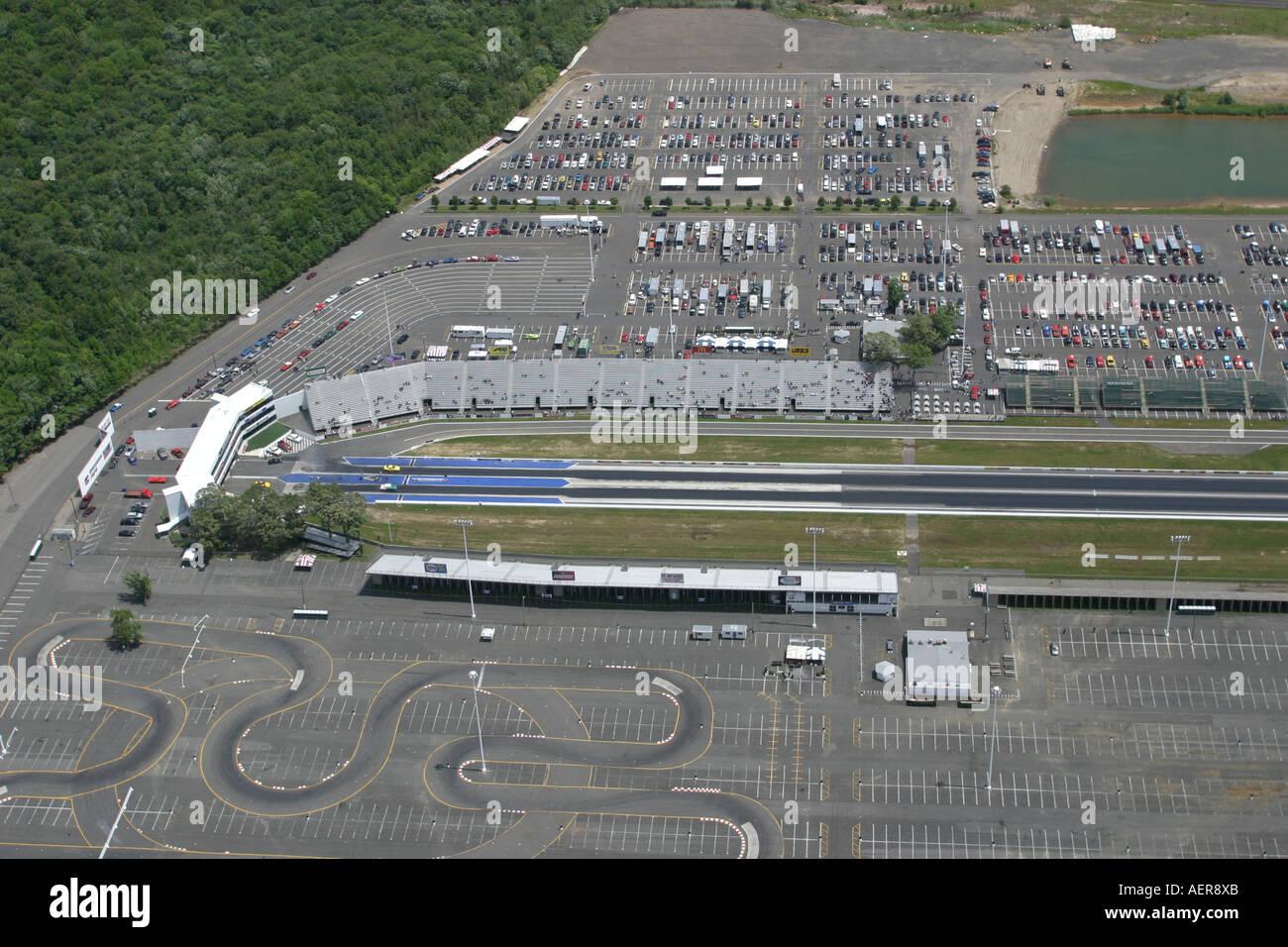 Raceway Park Car Show
