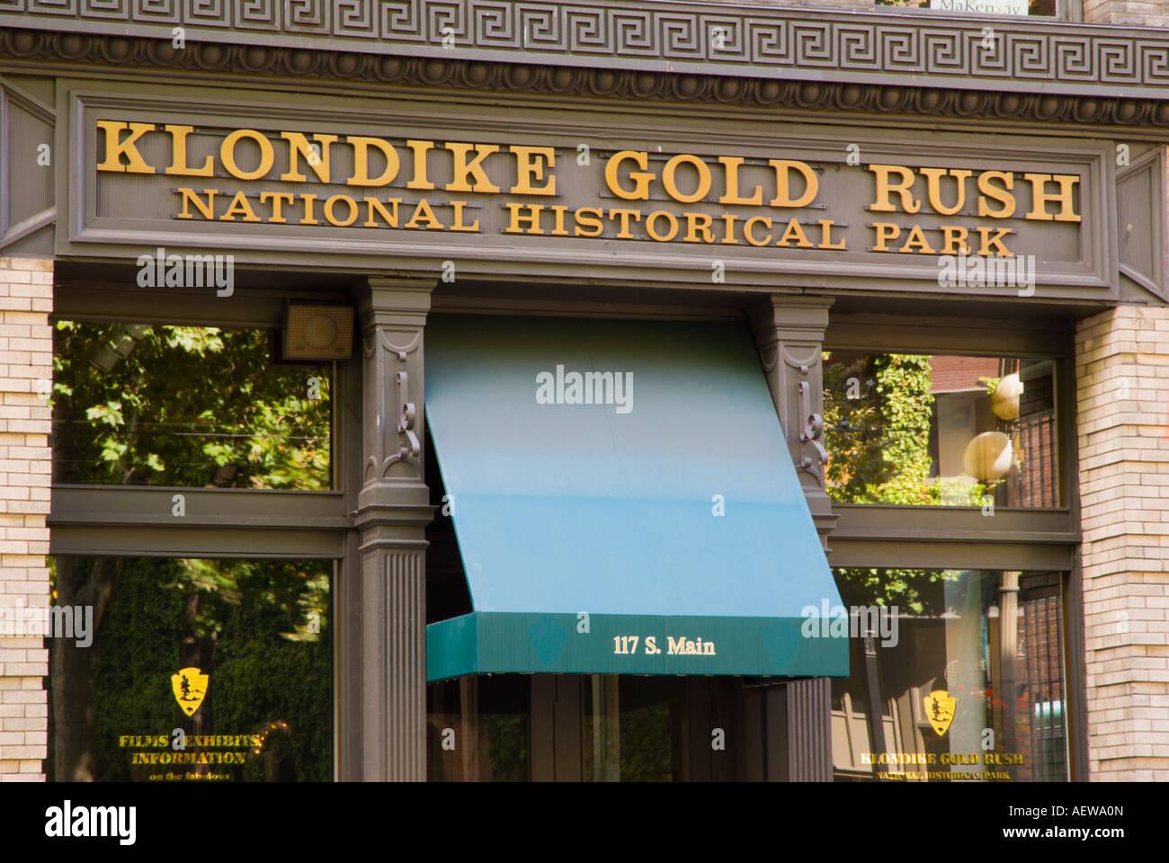 Klondike Gold Rush National Historical Park Visitor Center