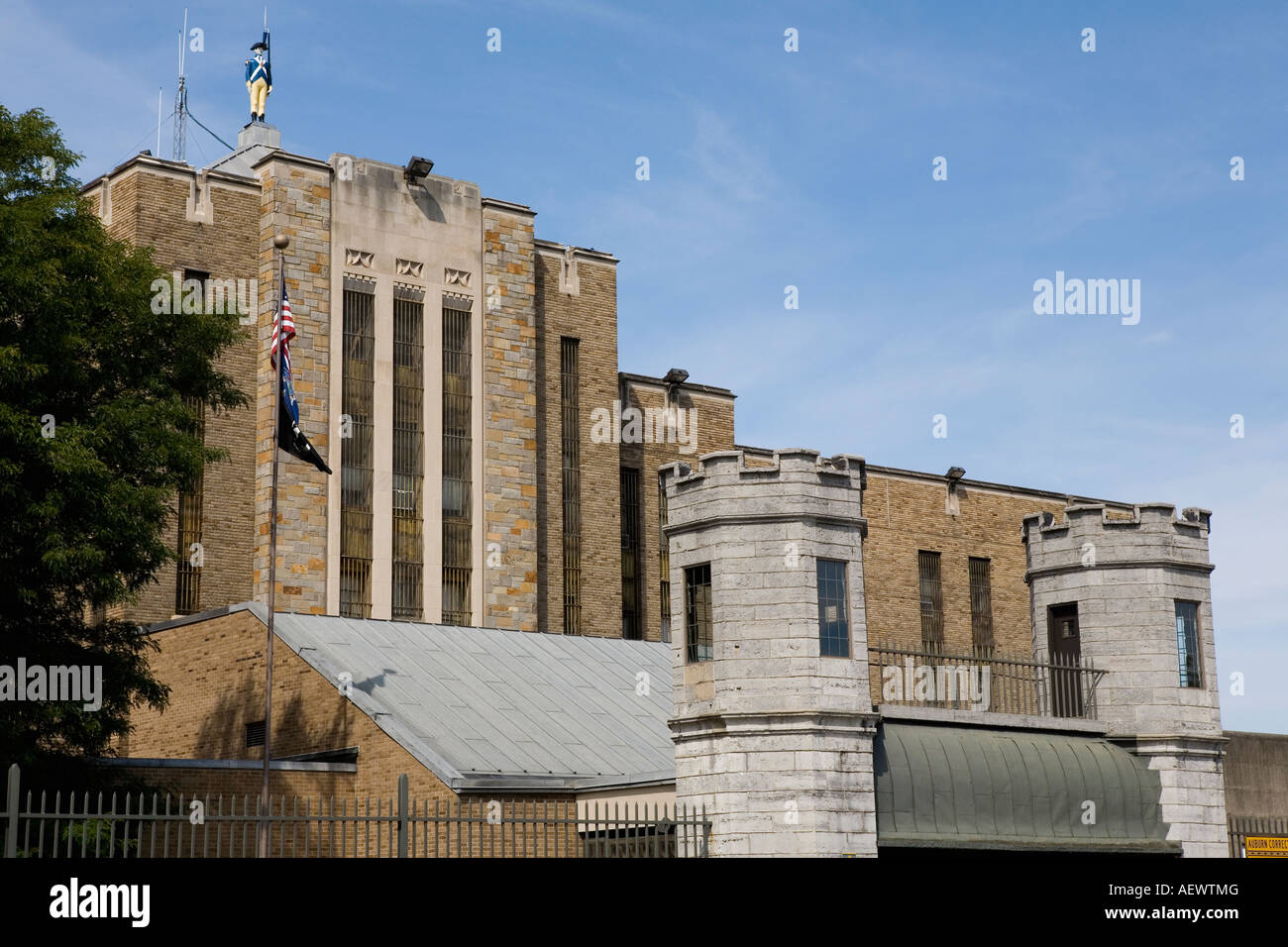Auburn Correctional Facility Site Of First Electric Chair
