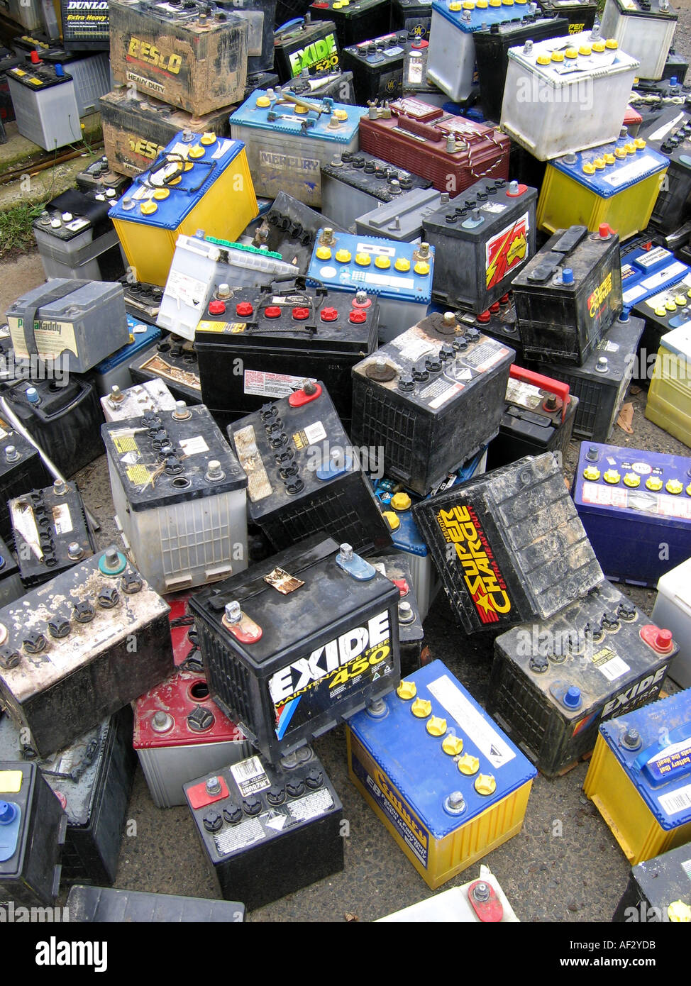 Where To Sell Old Car Batteries
