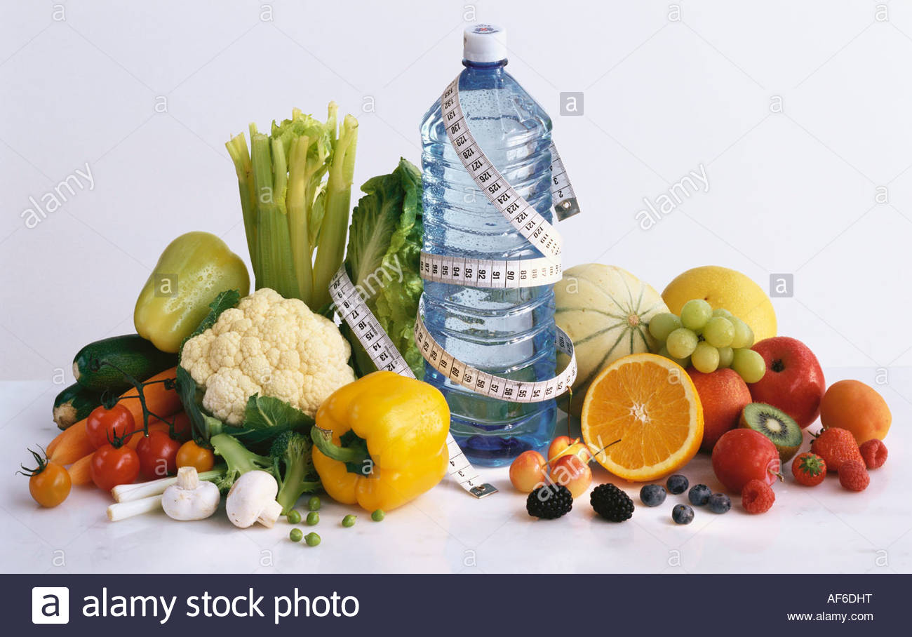 how to make fruit water to lose weight