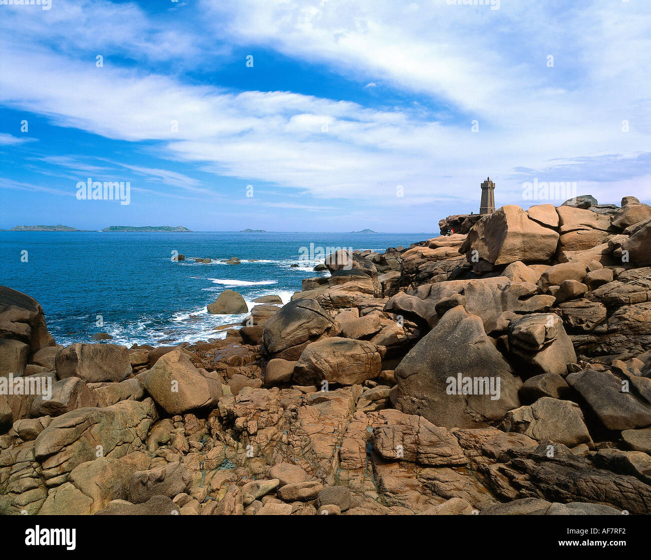 Travel Geography: Geography / Travel, France, Brittany, Landscapes, Ponte De