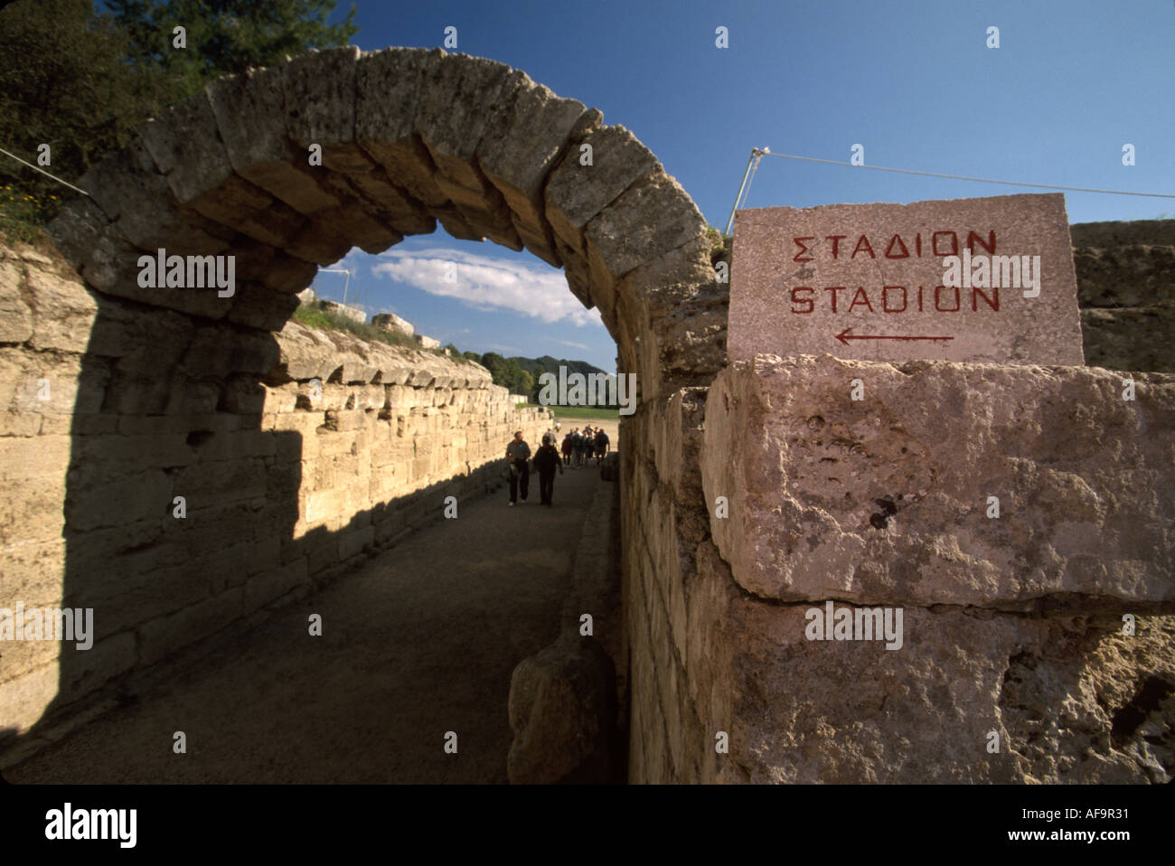 greece olympia first olympic games in 776 bc first