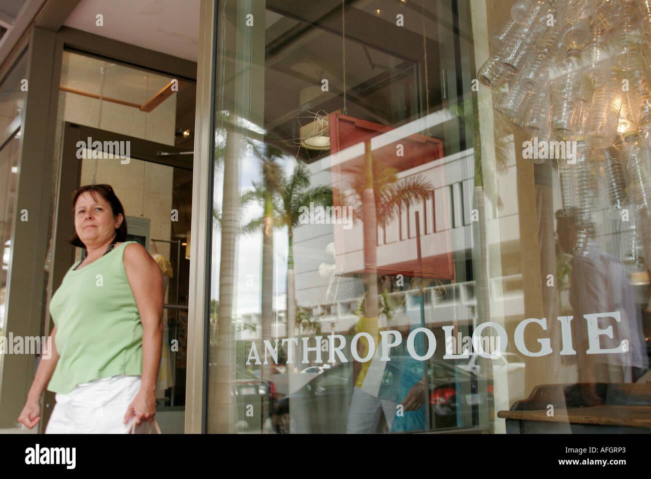 Anthropologie Lincoln Road Miami Beach