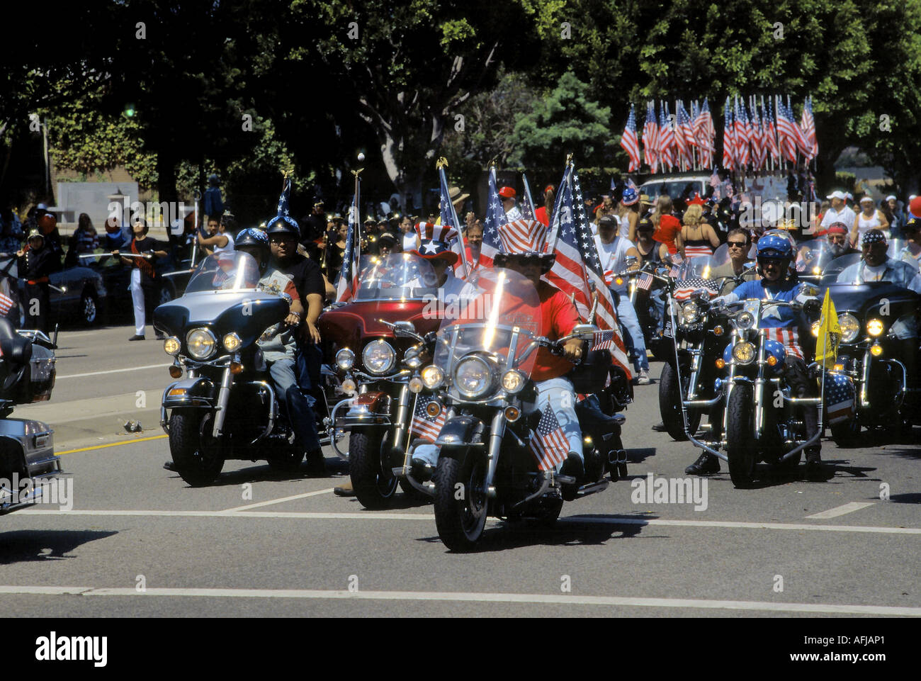 Harley Davidson Parade: Wanted To Ride In The Parade Today But The Route Is 11