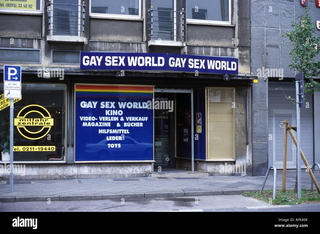 gay sex shop