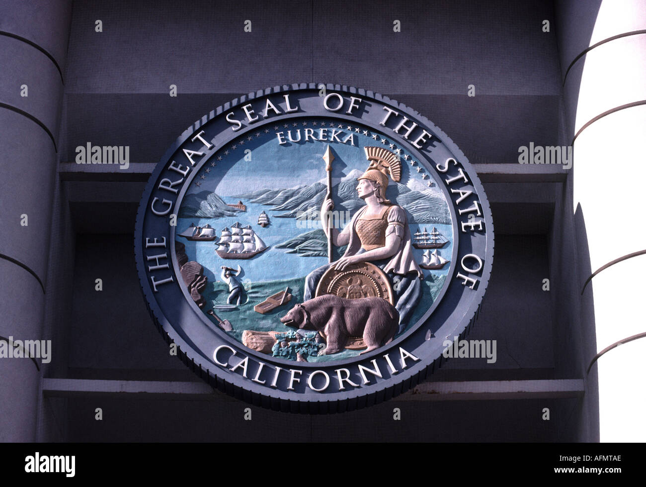 24875b the great seal of the state of california state building 24875b the great seal of the state of california state building san francisco california usa symbol sign government his buycottarizona