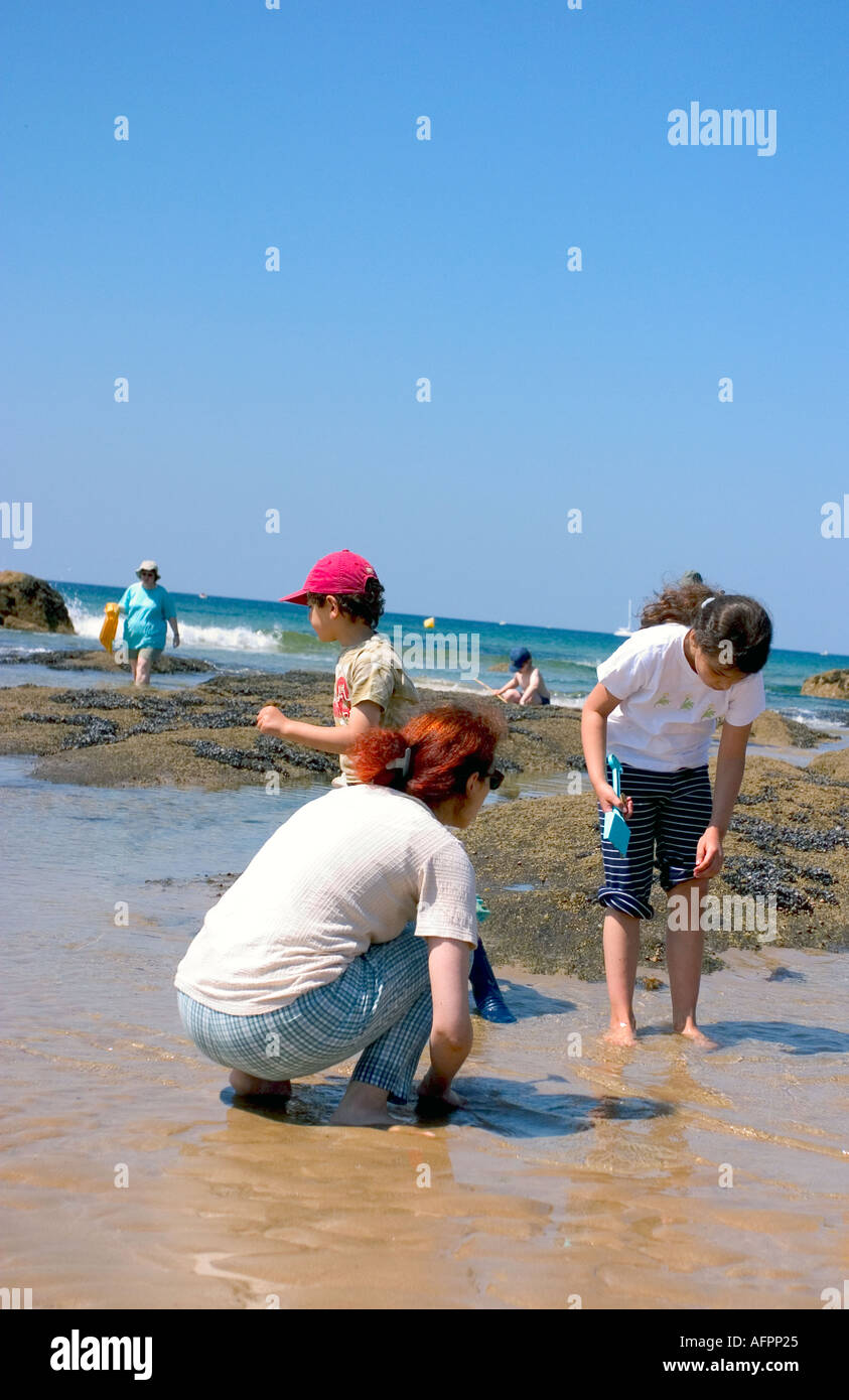 french kids beach images - usseek.com