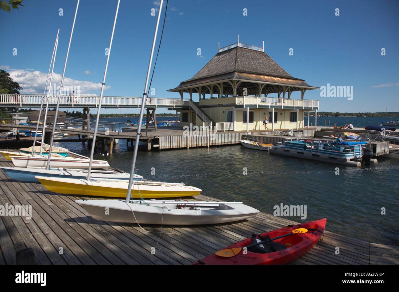 Thousand Islands Club Marina