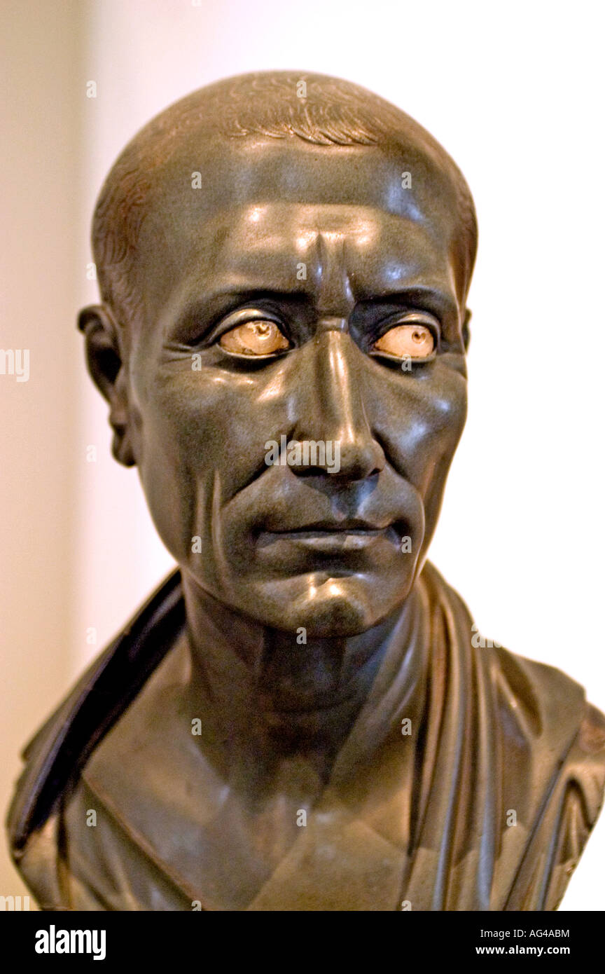 a biography of gaius julius caesar the roman emperor Kids learn about the biography of julius caesar from ancient rome   occupation: roman general and dictator born: july 100 bc in rome, italy died:  15 march 44 bc in rome, italy  at around the age of six, gaius began his  education.