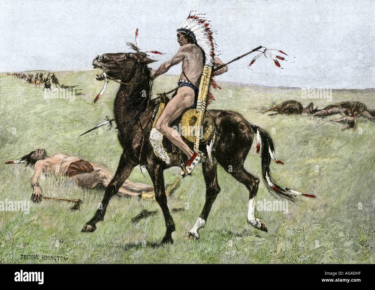 warrior native plain american - photo #21