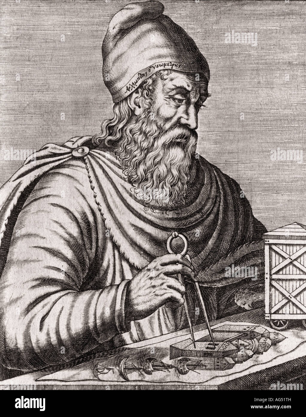 the life of the mathematician archimedes Archimedes: archimedes, the most-famous mathematician and inventor in ancient greece.