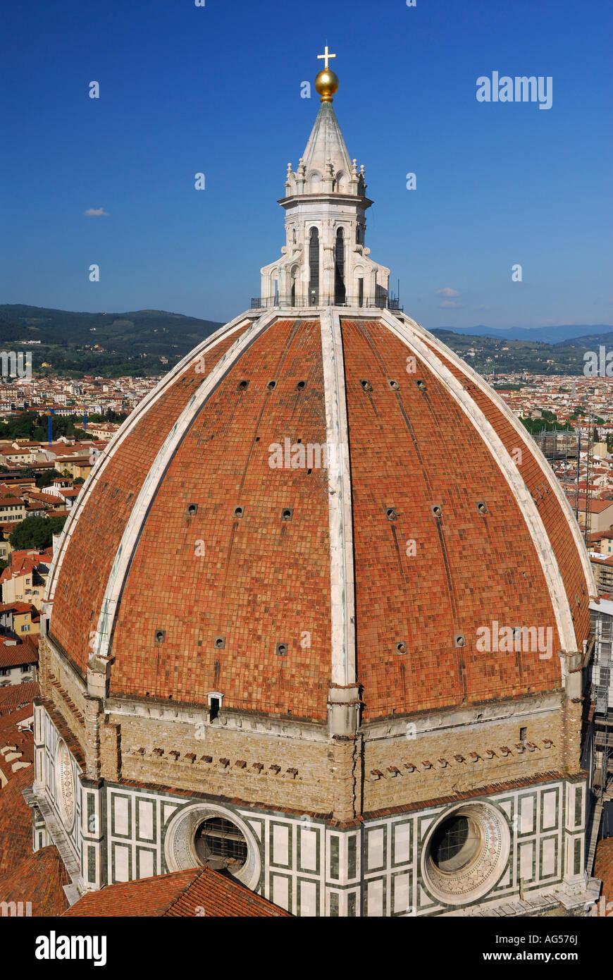 Brunelleschi Duomo Cupola Red Dome Santa Maria Del Fiori