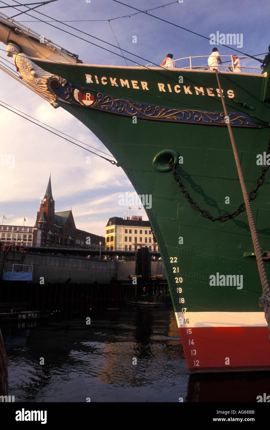 A J Hamburg aj17220 hamburg germany europe stock photo 1075386 alamy