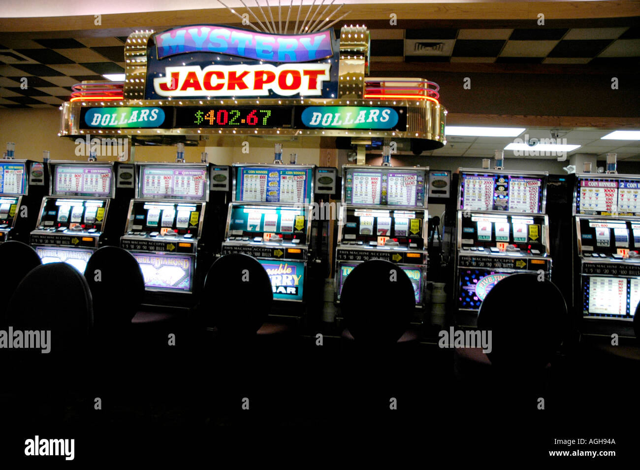 Baymills casino mi slot machines for sale