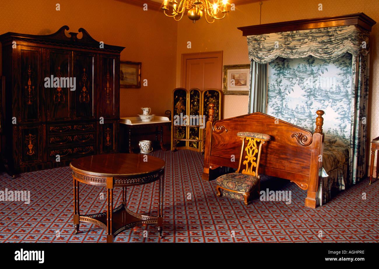 Bedroom Interior Colour Design