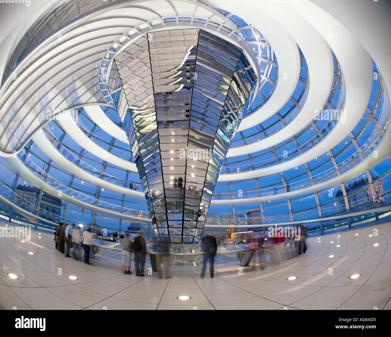 interior of the reichstag dome parliament building berlin germany stock photo royalty free. Black Bedroom Furniture Sets. Home Design Ideas