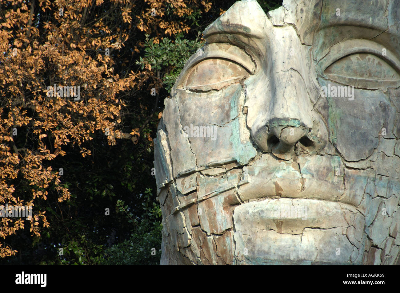 Tindaro screpolato statue in giardino di boboli florence - Statue giardino ...