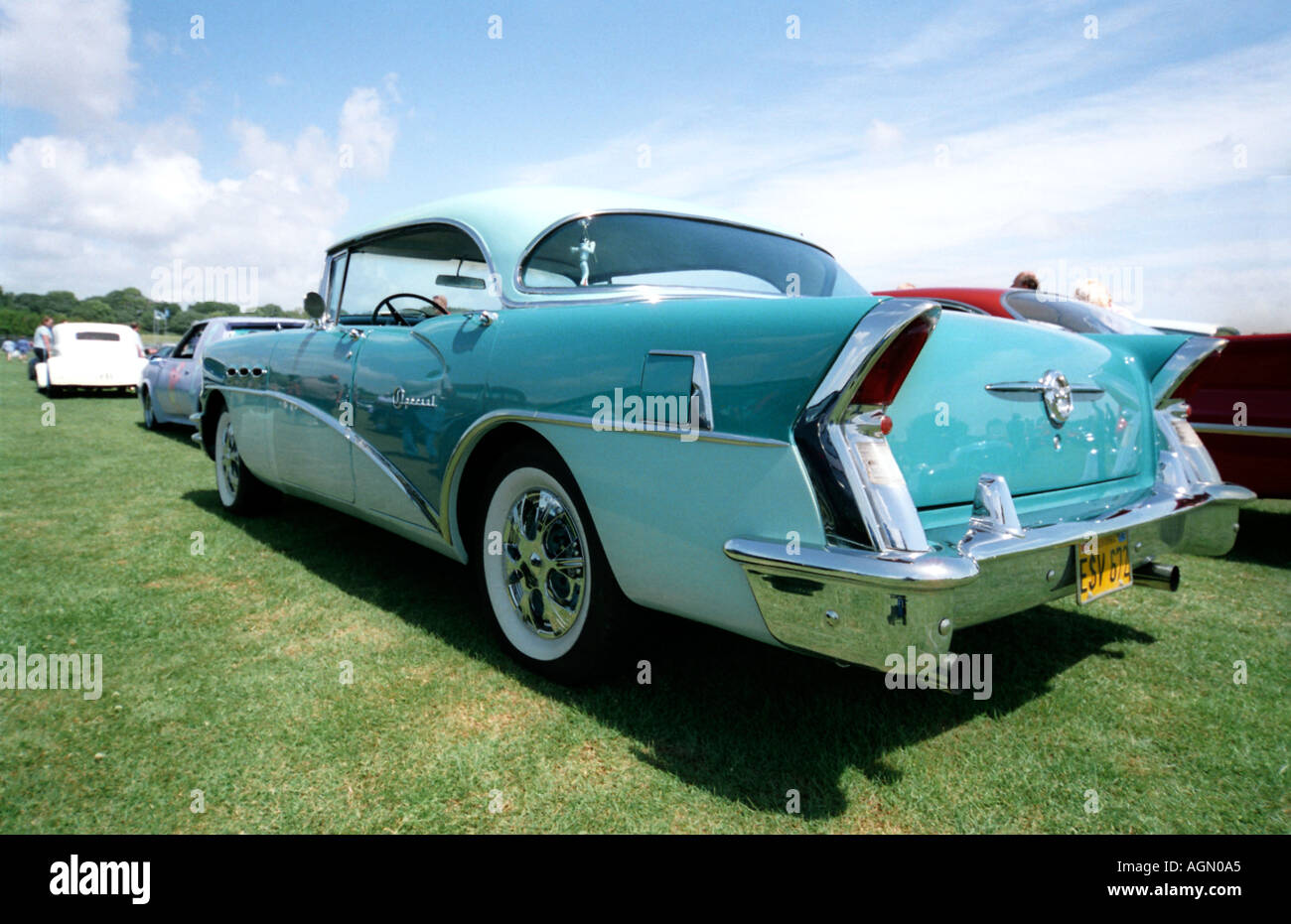1958 Buick Invicta Stock Photo Royalty Free Image