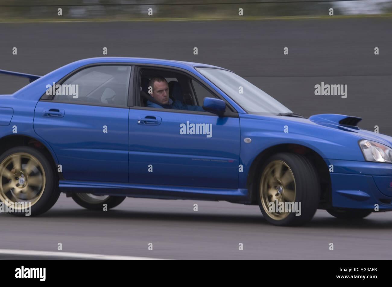 3402 Fast Car Subaru