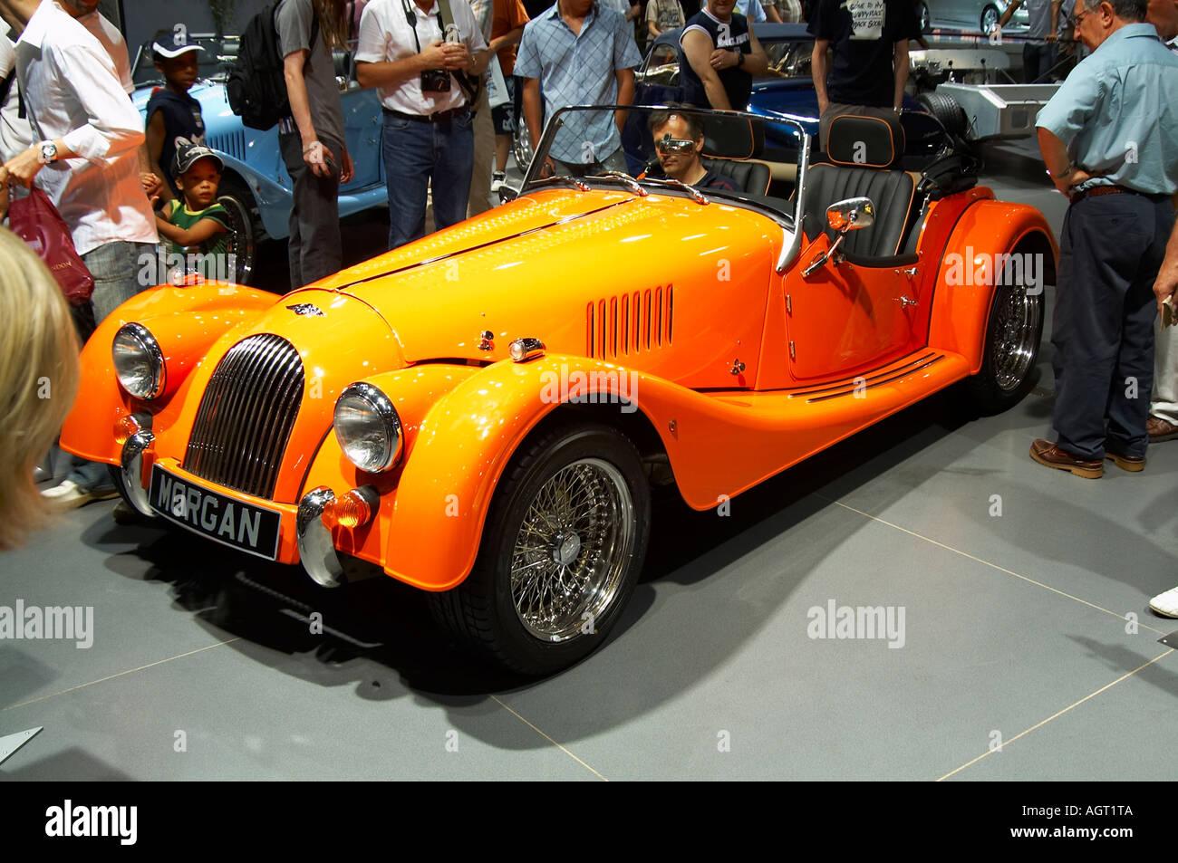 Classic Morgan Sports Car Stock Photos & Classic Morgan Sports Car ...