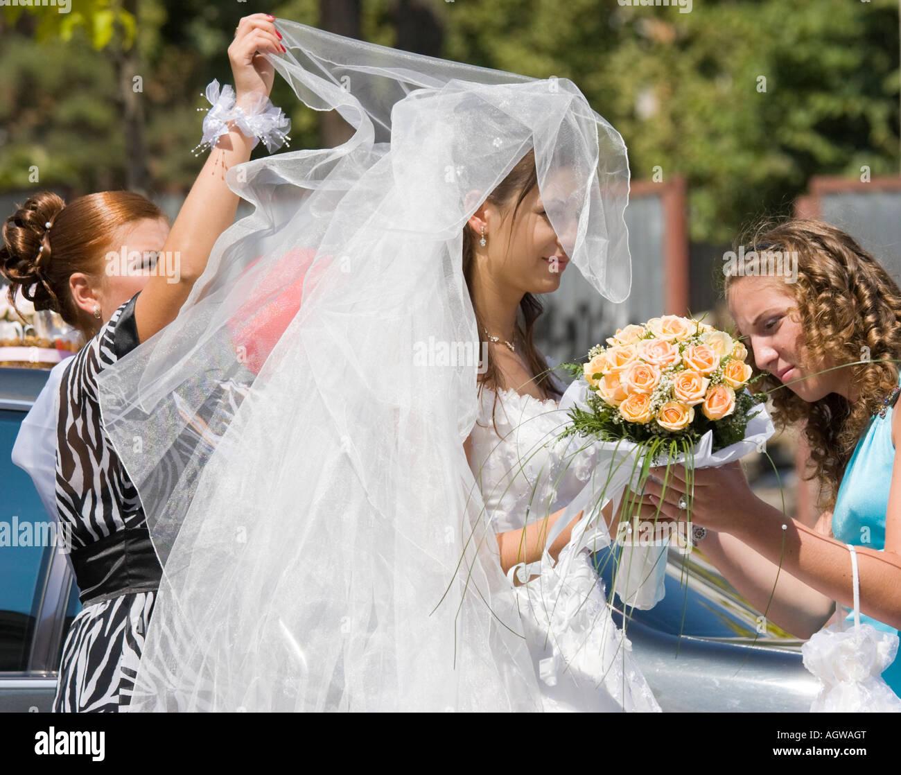 With The Ukrainian Bride Her 93